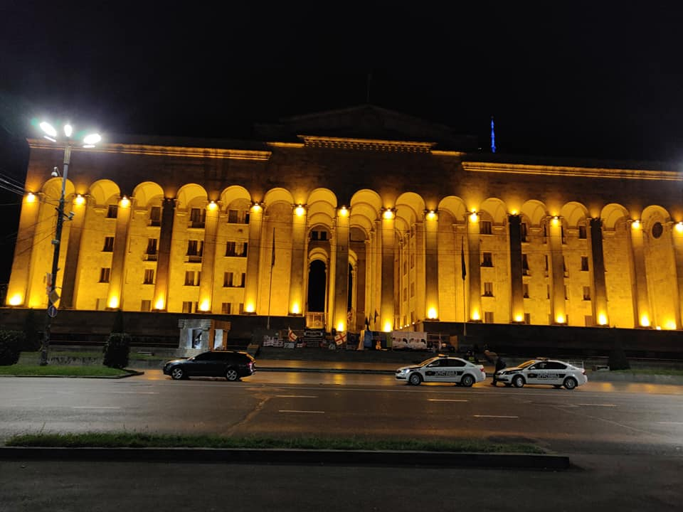 Konference v Gruzii o zneužívání dětí a korupci ve sportu